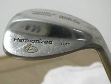 Wilson Harmonized 64* Trouble Wedge Wedge Flex Steel Very Nice!!