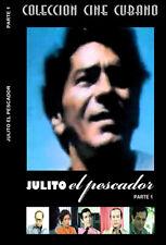Cuban Film. Julito el Pescador. 4 DVDs.Accion.NUEVO.Serie.NEW.Espionage.Cuba.