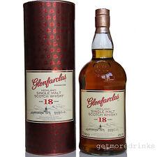Glenfarclas 18 Jahre 1 Liter Single Malt  Scotch Whisky 43%