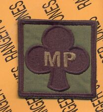 MP Co 327 Inf 101st Airborne HCI Helmet Cover patch B