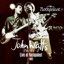 John Watts : Live at Rockpalast 1982 CD Album with DVD 2 discs (2014) ***NEW***