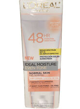 🌟 L'Oreal Ideal Moisture Even Tone Day Lotion SPF 25 Normal Skin 2.5 oz (23)