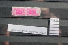 REPUBBLICA PACCHI POSTALI VARIETà  72AC MNH**  (ROS713