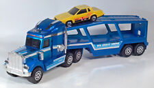 "Buddy L Semi Truck Car Carrier Hauler Transporter 21"" Oldsmobile Cutlass Stock"