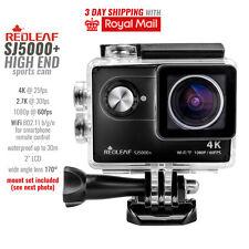 Redleaf SJ5000 sports camera 4K 1080p remote control & preview with smartphone B