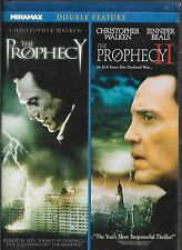 The Prophecy/The Prophecy II: Gods Army (DVD, 2011)