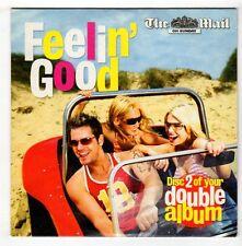 (GX391) Feelin' Good, 15 tracks various artists - The Mail CD