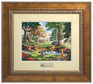 Thomas Kinkade Studios Winnie the Pooh I Prestige Home Collection