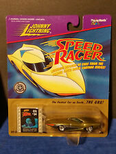 JOHNNY LIGHTNING SPEED RACER THE GRX  WITH CEL #34 1997