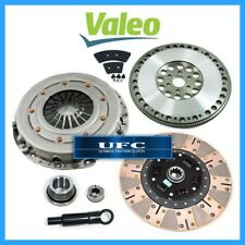 VALEO KING COBRA DUAL-FRICTION CLUTCH KIT& RACE FLYWHEEL 86-95 FORD MUSTANG 5.0L
