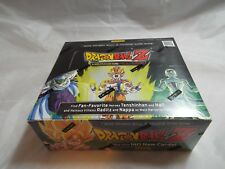 DRAGONBALL Z TCG HEROES & VILLAINS SEALED BOOSTER BOX OF 24 PACKS