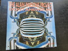 The alan parsons project : don't answer me - 1984 - maxi single 45t. -