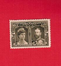 1908  #  96 **  VFNH  TIMBRE  CANADA  STAMP  Quebec tricentenary