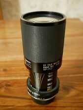 Tamron 80-210, f 3.8, Zoom lens with Adaptall 2  mount for Pentax K