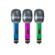 LARGE INFLATABLE MICROPHONE  PARTY FUN