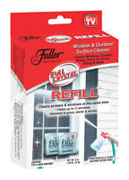Fuller Brush  As Seen On TV  No Scent Glass Cleaner  8 oz. Powder