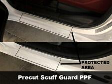 Crux Moto Rocker Scuff Guard PPF Paint Protection for 2019 + Ram Rebel Precut
