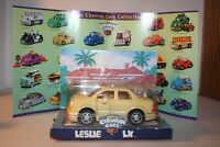 Chevron Cars' LESLIE LX - with Free Brochure! 1998 NEW in Package New Old Stock