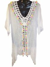 Polyester Crochet Casual Tops & Blouses for Women