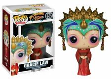 Big Trouble In Little China Gracie Law Funko Pop! Vinyl #152 Vaulted New