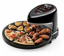 Presto Digital Pizzazz Pizza Cooker Maker Nonstick Baking Pan Timer Countertop