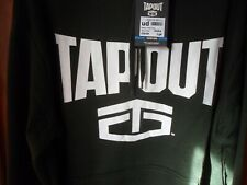bnwt tapout hooded sweatshirt sz xl