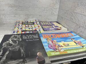 Vintage Foxtrot, Incorrect, Foxtrot & Still Pumped Lot Of 4 Comic Books 1989