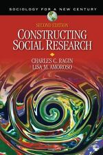 Constructing Social Research: The Unity and Diversity of Method (Paperback or So