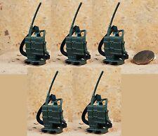 GI Joe 1:18 Action Figur 3.75 Backpack Walkie Talkie Radio Communication Set