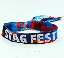 STAGFEST Stag Do Party Wristbands / stag party accessories