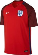 Tenue Angleterre 2016 Football Officiel NIKE Maillot Short Haut Bas Taille L