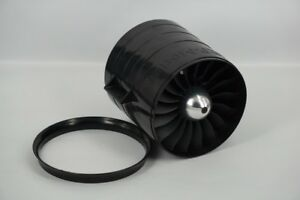 XRP 90mm Ducted Fan Unit 18 blade 5mm shaft EDF Unit for RC Jet New In Box