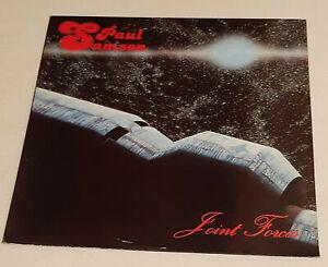 PAUL SAMSON - JOINT FORCES LP VINYL - NWOBHM HEAVY METAL