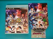 PS3 : Super Street Fighter IV Arcade Edition