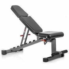 XMark Fitness Adjustable Dumbbell Weight Bench XM-7630