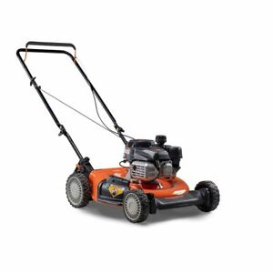 "Remington RM110 Trail Blazer 21"" Push Gas Mower with Side Discharge and Mulching"