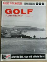 East Devon Golf Club: Golf Illustrated Magazine 1965