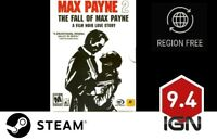 Max Payne 2: The Fall of Max Payne [PC] Steam Download Key - FAST DELIVERY