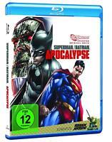 Superman  / Batman - Apocalypse [Blu-ray/NEU/OVP] DC Universe Animated Original