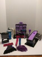 Monster High Create-a-Monster Color Me Creepy Design Chamber NO DOLL See photos