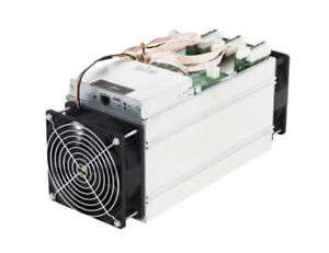 L3+ 504MH/S Litecoin Dogecoin Scrypt Miner With Power Supply in Stock