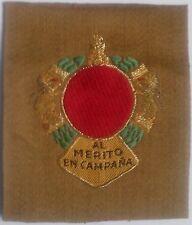Medalla Colectiva al Mérito en Campaña. España. Años ´70