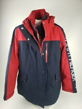 NEW!!  Tommy Hilfiger Womens 3 In 1 System Jacket-...