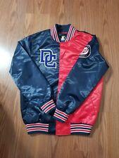 NWT Washington Nationals DC STARTER Jacket size large black label