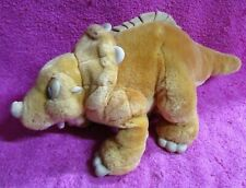 Vintage Jc Penney The Land Before Time Cera Triceratops Dinosaur Plush 15""
