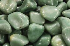 "Green Aventurine Tumbled 2"" 4-7 Oz Healing Crystals and Stones Heart Chakra"