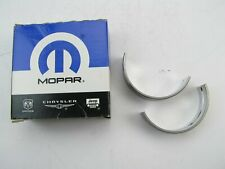 2006-2008 Jeep 3.7L V6 Engine Crankshaft Main Bearing PAIR - OEM MOPAR 5066734AB