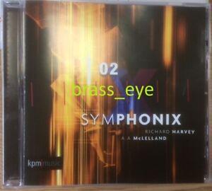 Richard Harvey Symphonix 2 KPM library CD