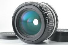 【MINT】 Nikon Ai Nikkor 28mm F/2.8 MF Wide Angle Lens From JAPAN