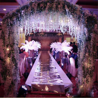 50-55cm Large Quality Ostrich Feathers Decor Wedding Party Costume Craft Plume